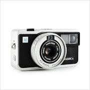Read about the Yashica EZ-Matic Electronic camera on Vintage Camera Lab