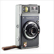 Read about the Yashica Rapide camera on Vintage Camera Lab