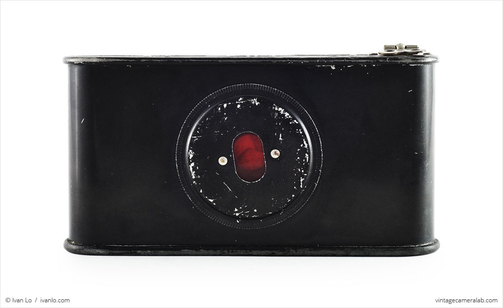 Vest Pocket Kodak (rear view)