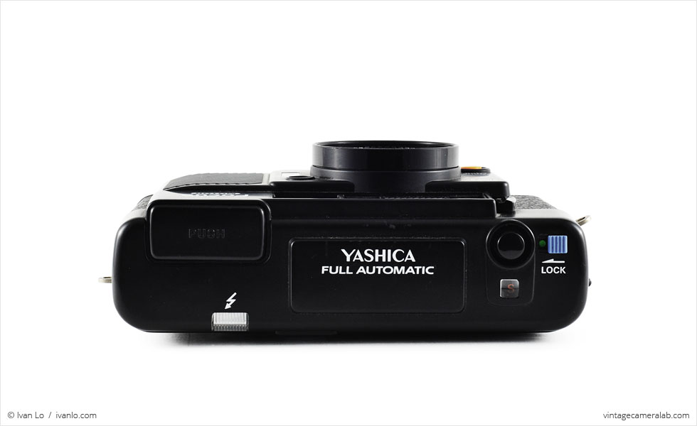 Yashica Auto Focus Motor (top view)