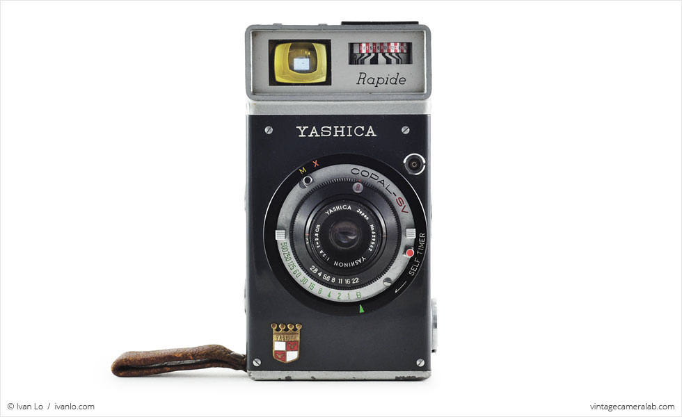 Yashica Rapide (front view)