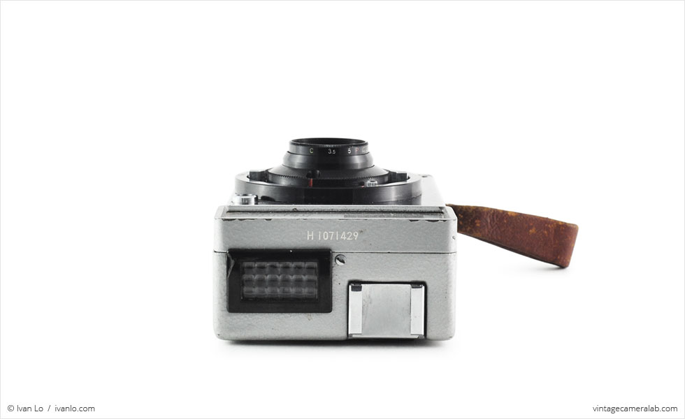 Yashica Rapide (top view)