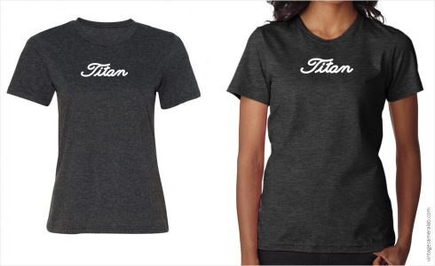 Nikon F2 Titan Women's T-Shirt at Vintage Camera Lab
