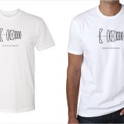 Zeiss Distagon lens diagram men's white t-shirt at Vintage Camera Lab