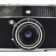 Agfa Optima 500 (front view)