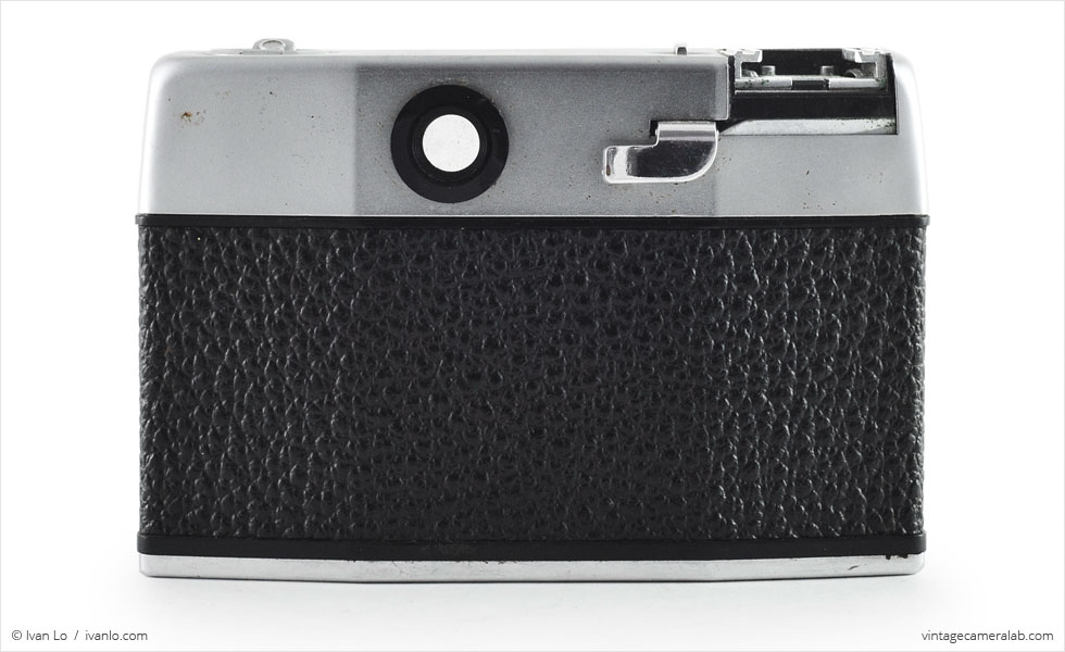 Agfa Parat-I (rear view)