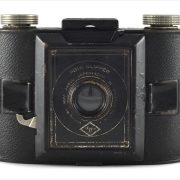 Agfa PD16 Clipper (front view, lens retracted)