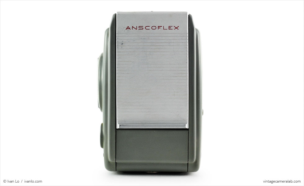 Ansco Anscoflex (front view)