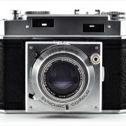 Ansco Karomat (front view)