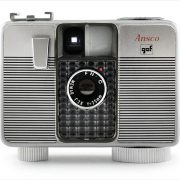 Ansco Memo II Automatic (front view)