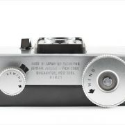 Ansco Memo II Automatic (bottom view)