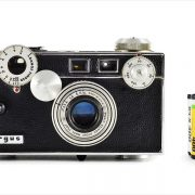 Argus C3 (with 35mm cassette for scale)