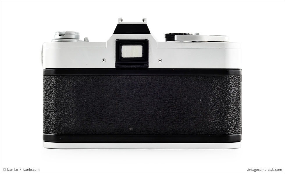 Canon FT QL (rear view)