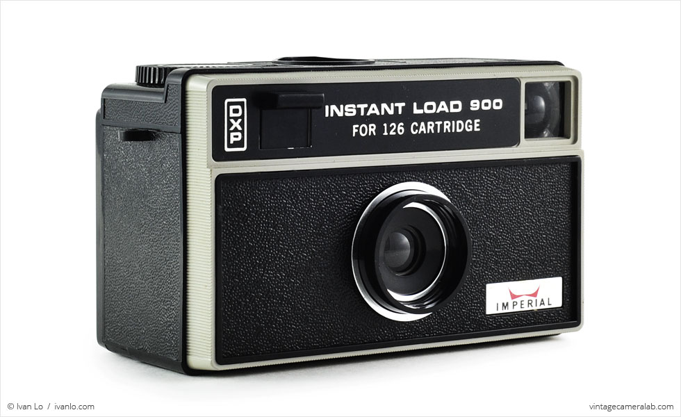 Imperial Instant Load 900 (three-quarter view)