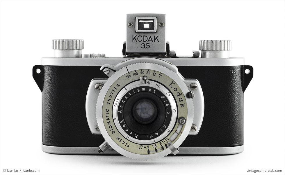 Kodak 35 (front view)