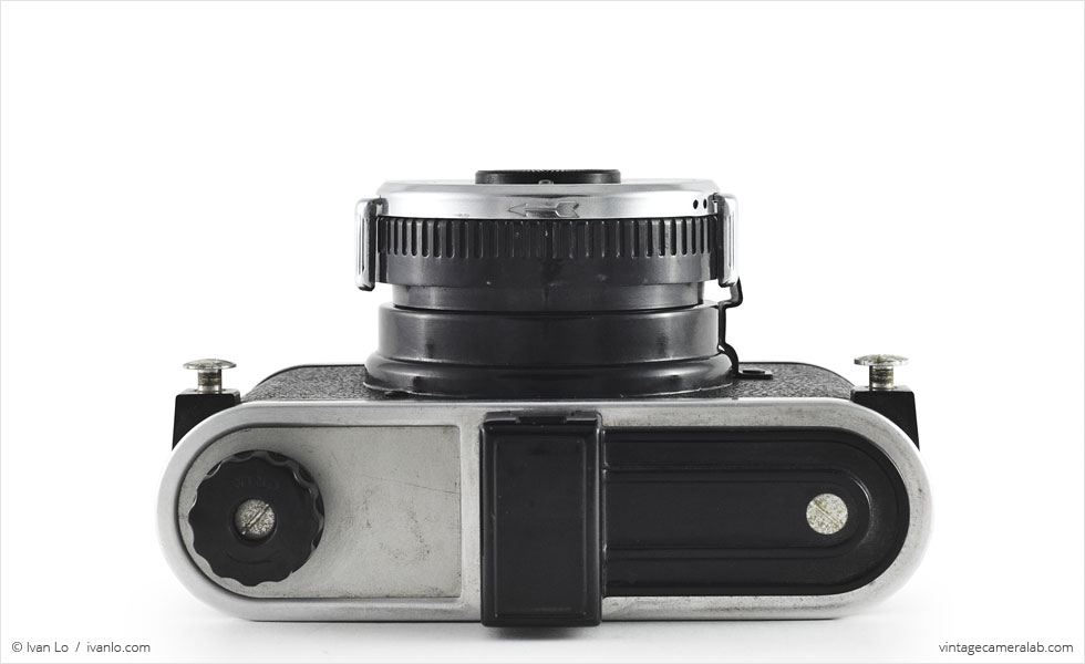 Kodak Duex (top view)