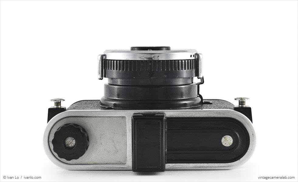 Kodak Duex (top view)