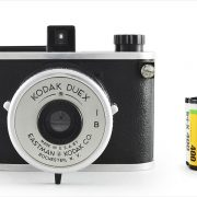 Kodak Duex (with 35mm cassette for scale)