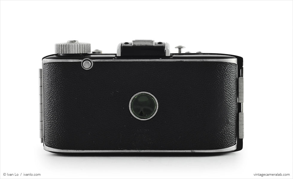 Kodak Flash Bantam (rear view)