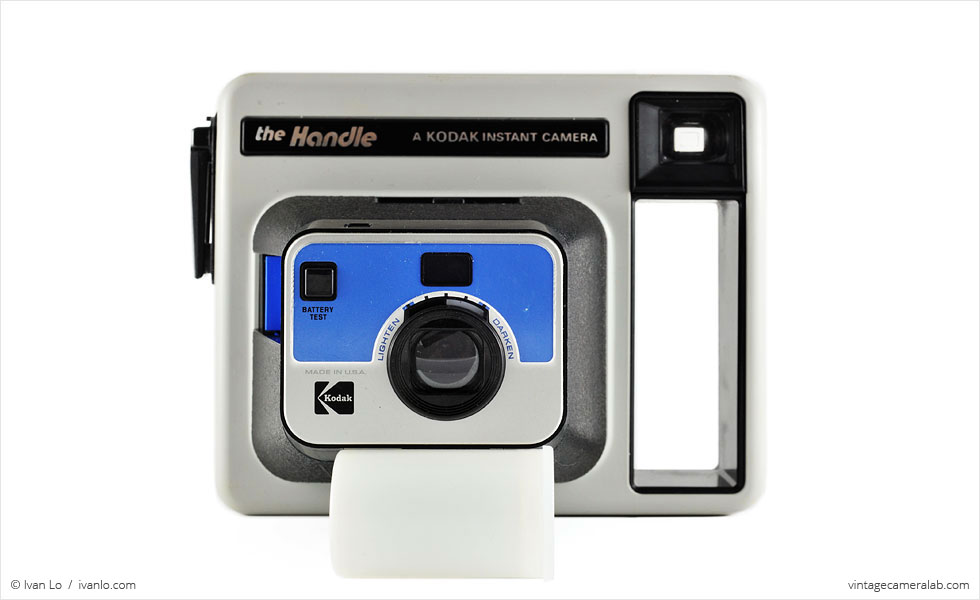 Kodak Handle (front view)