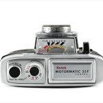 Kodak Motormatic 35F (top view)