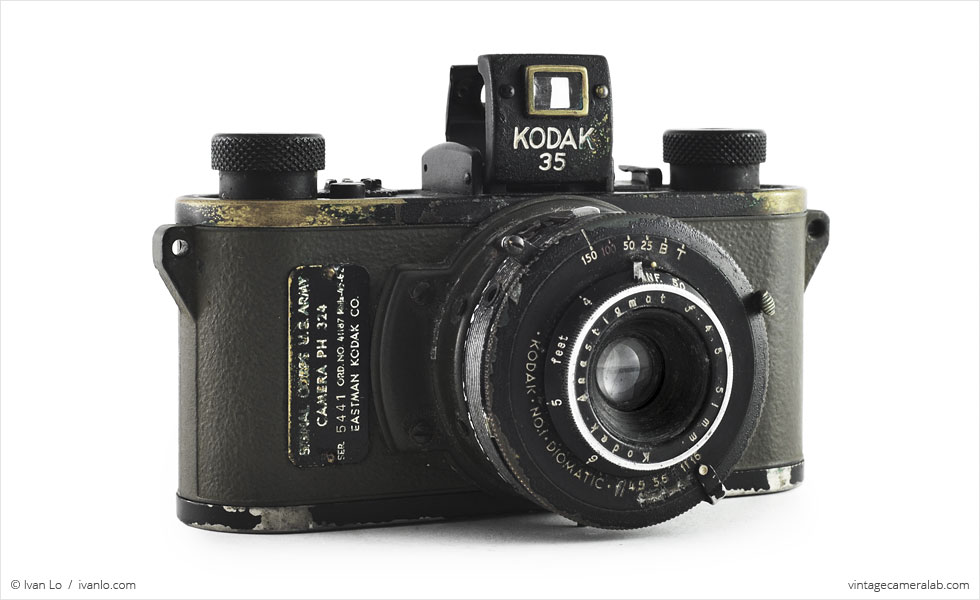 Kodak PH-324 (three-quarter view)