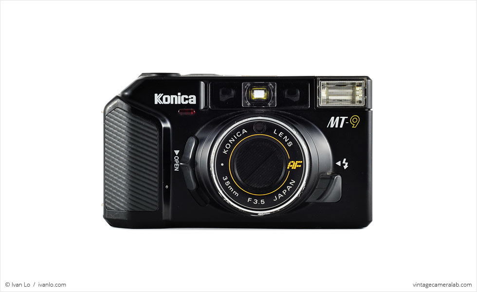 Konica MT-9 (front view)