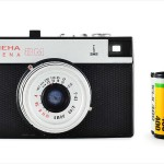 LOMO Smena-8M (with 35mm cassette for scale)