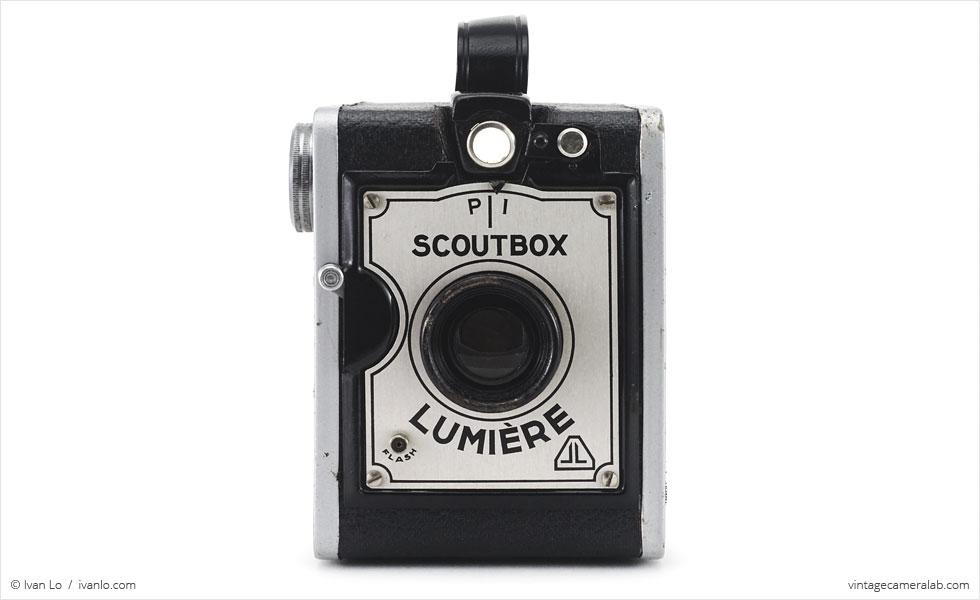 Lumière Scoutbox (front view)