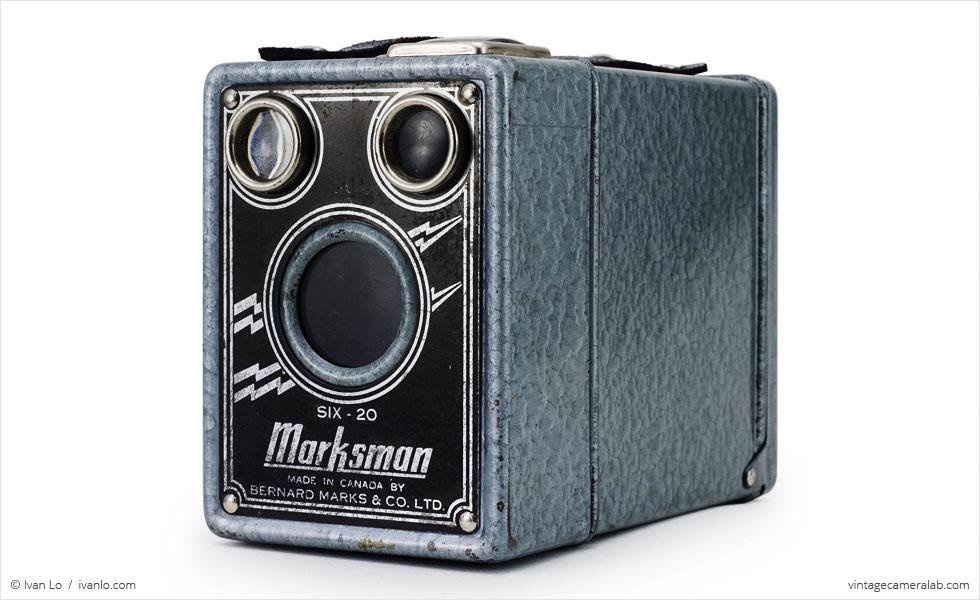 Marksman Six-20 (three-quarter view)