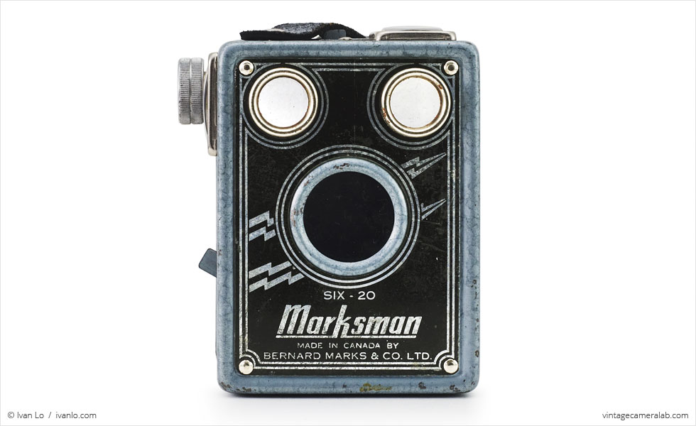 Marksman Six-20 (front view)