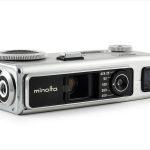 Minolta-16 MG-S (three quarters, lens open)