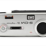 Minolta-16 MG-S (top view)