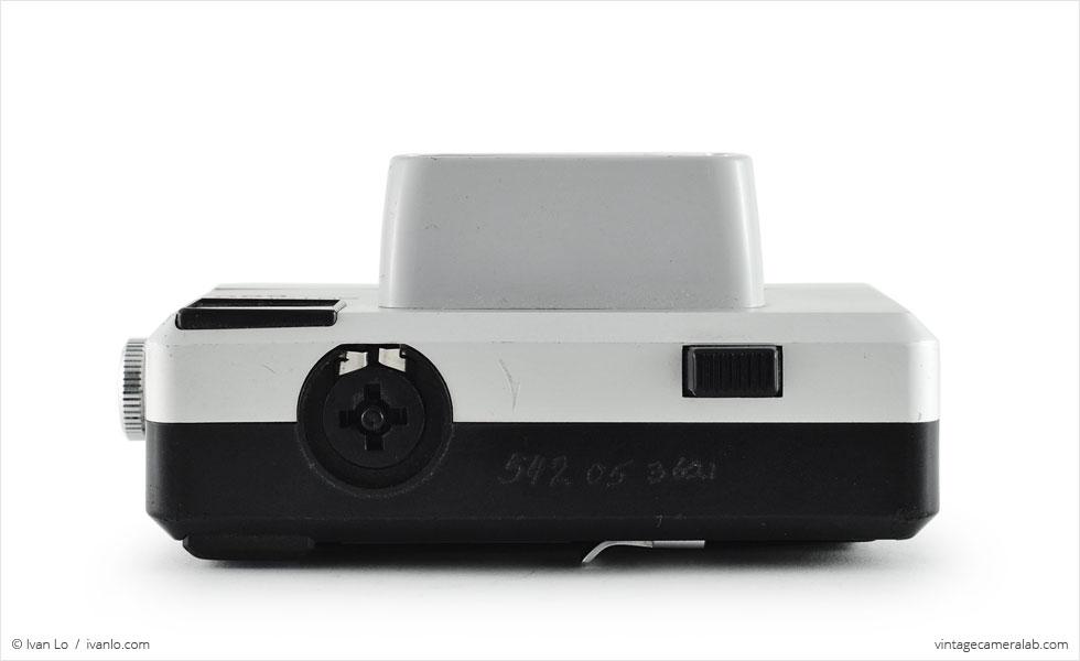 Minolta Autopak 500 (top view)