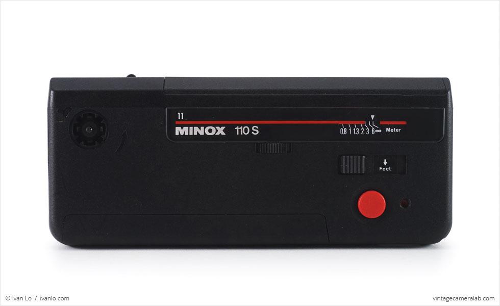 Minox 110 S (top view)