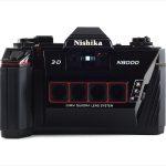 Nishika 3D N8000 (front view)
