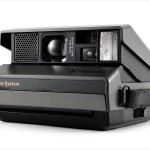 Polaroid Spectra (three quarters)