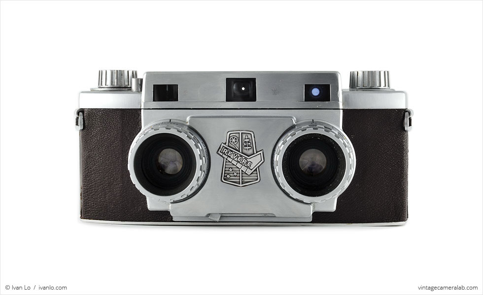 Revere Stereo 33 (front view)