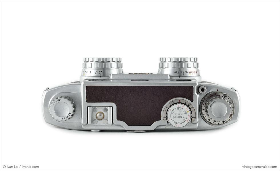 Revere Stereo 33 (bottom view)