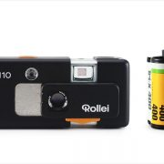 Rollei A110 (with 35mm cassette for scale)