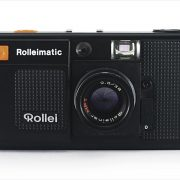 Rollei Rolleimatic (front view, open)