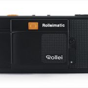Rollei Rolleimatic (front view)