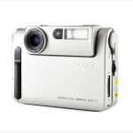 Sony DSC-F1 (three quarters)