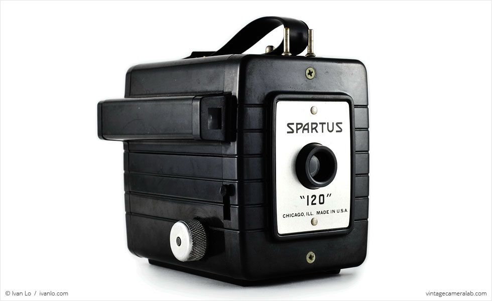 Spartus 120 (three-quarter view)