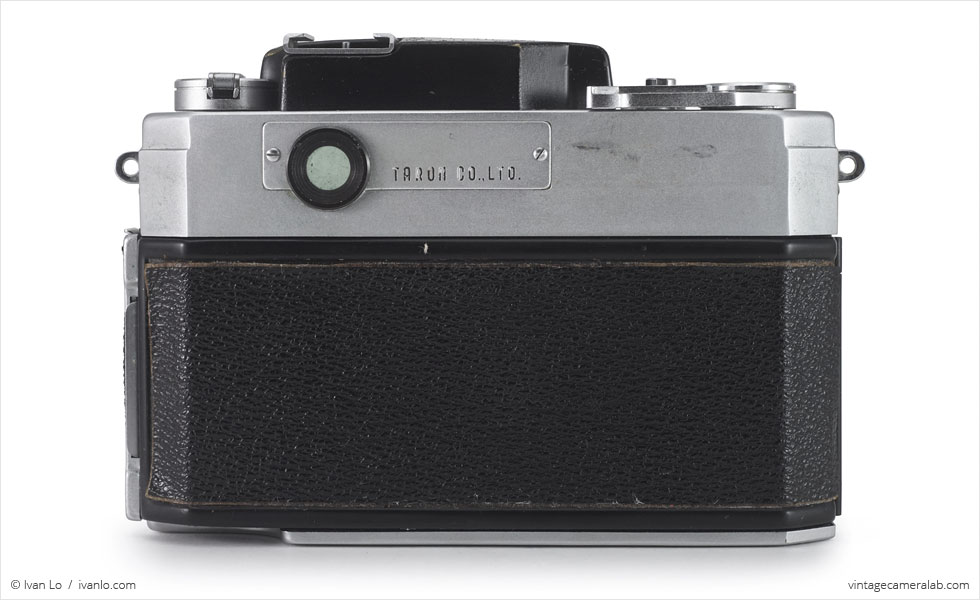 Taron Eye (rear view)