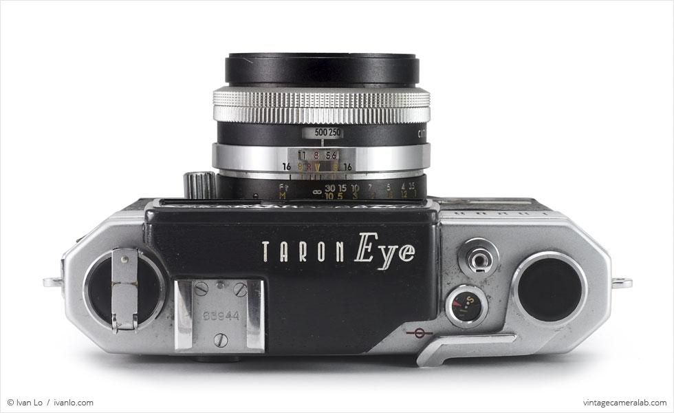 Taron Eye (top view)