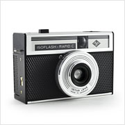 Read about the Agfa Isoflash-Rapid C camera on Vintage Camera Lab