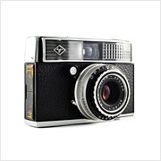 Read about the Agfa Optima 500 camera on Vintage Camera Lab