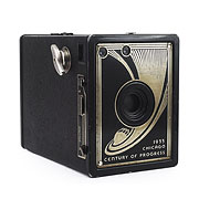Read about the Ansco Century of Progress camera on Vintage Camera Lab
