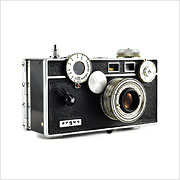 Read about the Argus C3 camera on Vintage Camera Lab